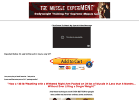 The-muscle-experiment.com
