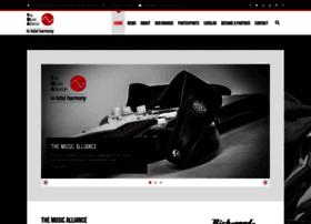 the-music-alliance.com
