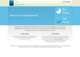 the-notebook.co.uk