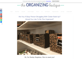 the-organizing-boutique.com