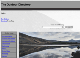 the-outdoor-directory.co.uk