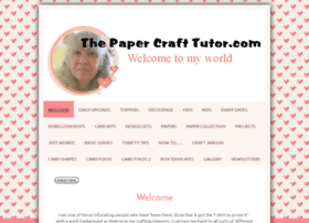 The-paper-craft-tutor.com