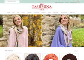 the-pashmina-shop.com