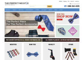 the-perfect-necktie.com