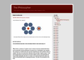 the-philosopher.co.uk