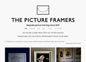 the-picture-framers.co.uk