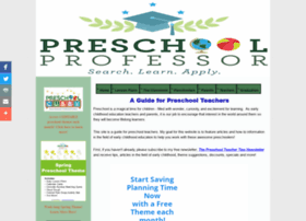 the-preschool-professor.com