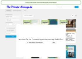 the-private-message.de