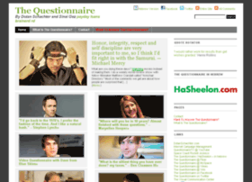 the-questionnaire.com