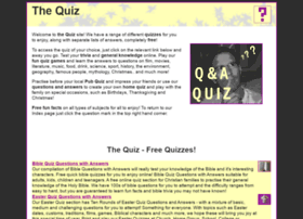 the-quiz.com