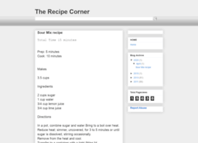 the-recipecorner.blogspot.com