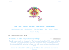 the-scripture-lady-shop.myshopify.com