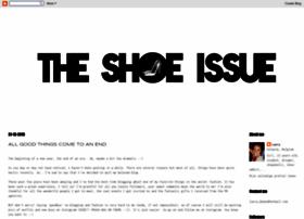 the-shoe-issue.blogspot.com