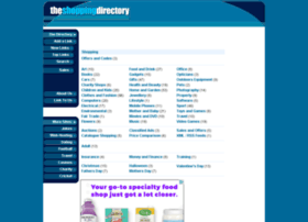 the-shopping-directory.net