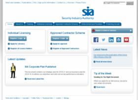 the-sia.org.uk