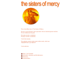 the-sisters-of-mercy.com