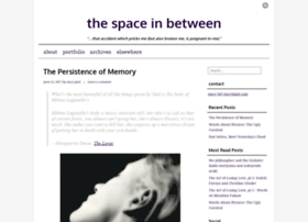 the-space-in-between.com