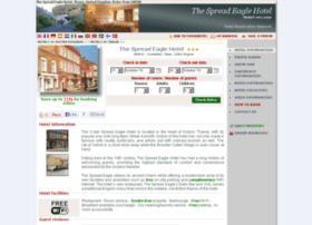 the spread eagle hotel rez com the spread eagle hotel thame united ...