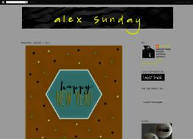 the-sunday-project.blogspot.com