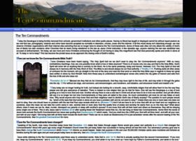 the-ten-commandments.org