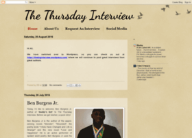 the-thursday-interview.blogspot.ie