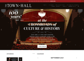 the-townhall-nyc.org