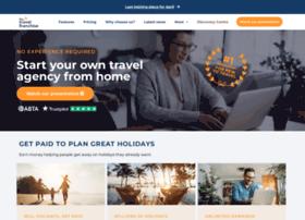 the-travel-franchise.com