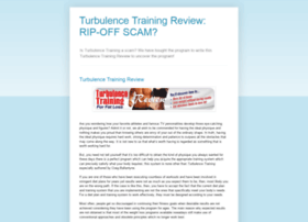 the-turbulence-training-review.blogspot.com