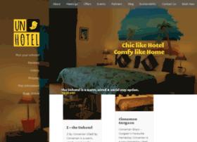 the-unhotel.com