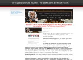 the-vegas-nightmare-review.weebly.com