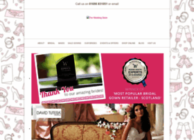 the-weddingstore.co.uk