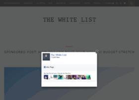 the-white-list.co.uk