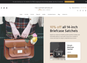 the.leathersatchel.co