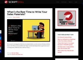 the.scriptdoll.com