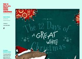 the12daysofagreatwhitechristmas.com