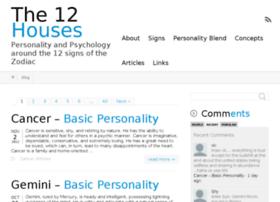 the12houses.com