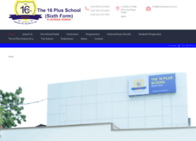 the16plusschool.com