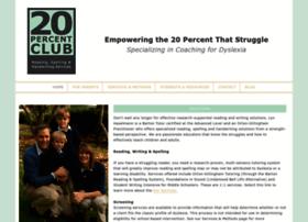 the20percentclub.com