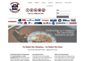 the24hoursecretary.com