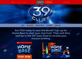 the39clues.com