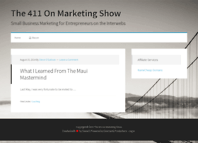 the411onmarketing.com