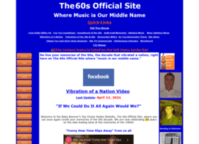 the60sofficialsite.com