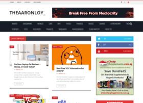theaaronloy.com