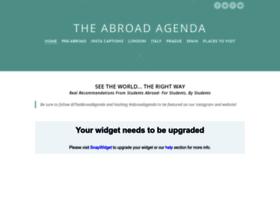 theabroadagenda.weebly.com