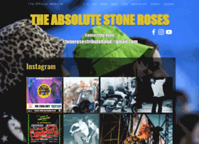 theabsolutestoneroses.com