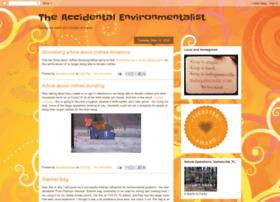 theaccidentalenvironmentalist.blogspot.com