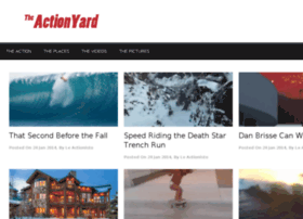 theactionyard.com