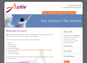 theactivgroup.co.uk