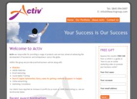 theactivgroup.co.uk