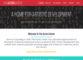 theactorscenter.com